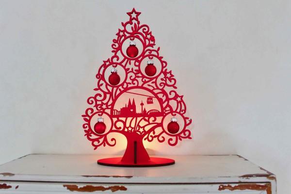 Köln Geschenk Weihnachtsbaum Köln