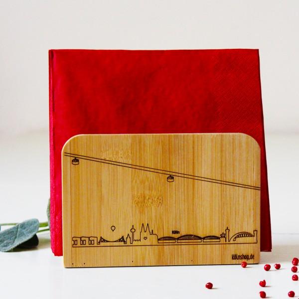 Serviettenhalter Holz Köln